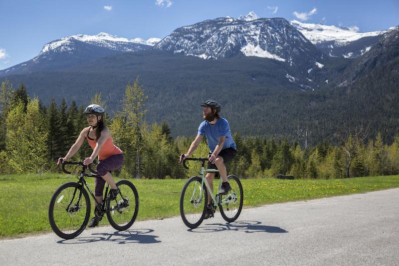 New Denver BC cycling Surly Straggler
