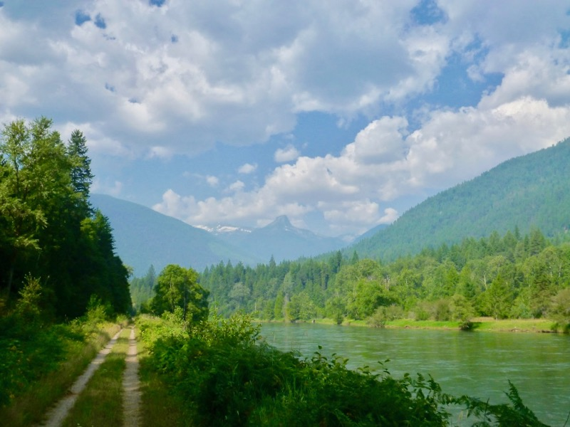 The Ultimate Rail Trail Day Trip in BC?