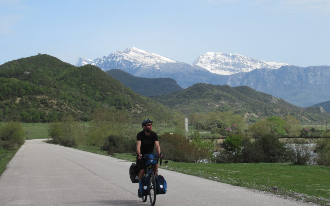 Cycling Adventures in Albania