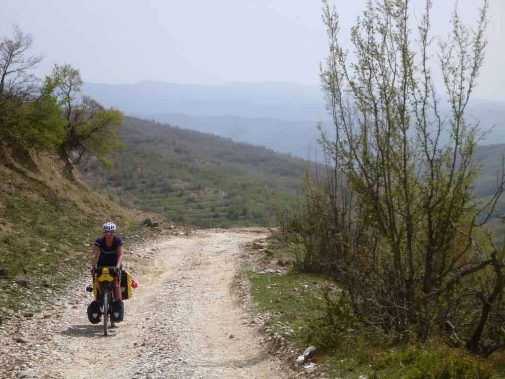 Permet to Berat, Albania