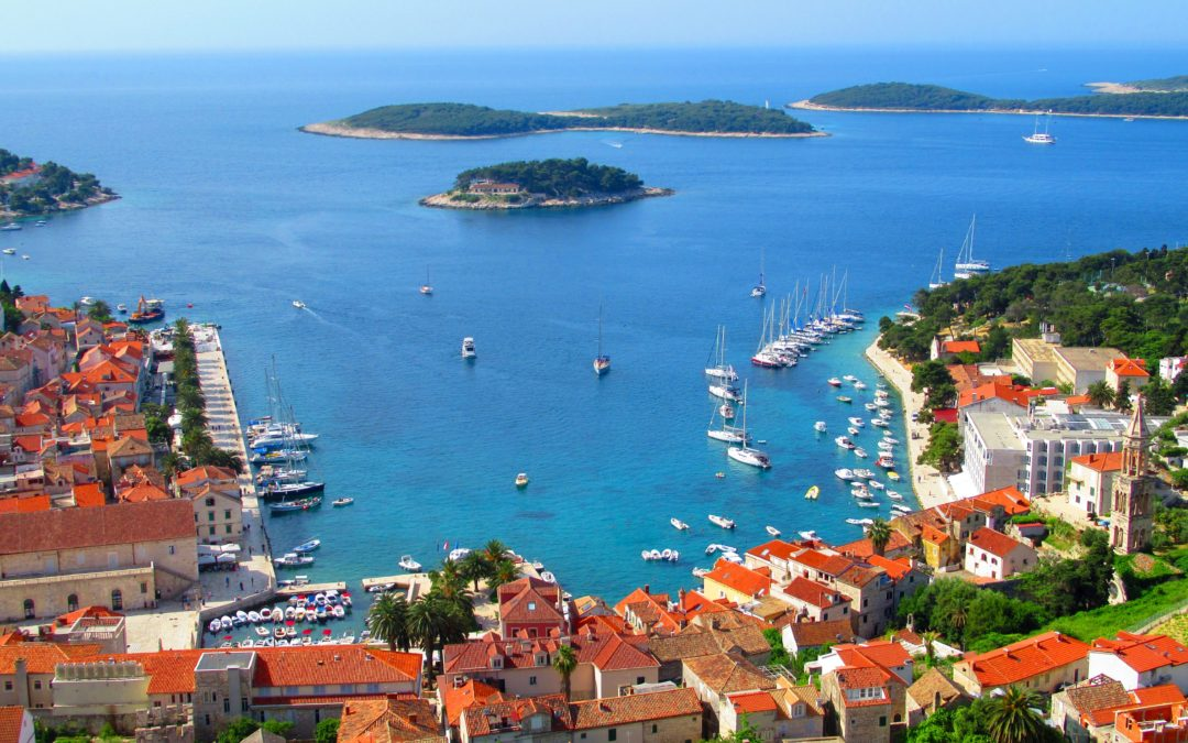 Cycling Croatia's Dalmatian Coast