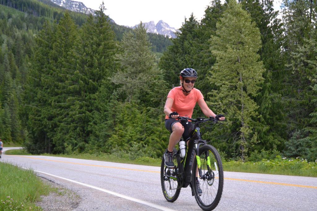 Giant Explore E+ electric bike