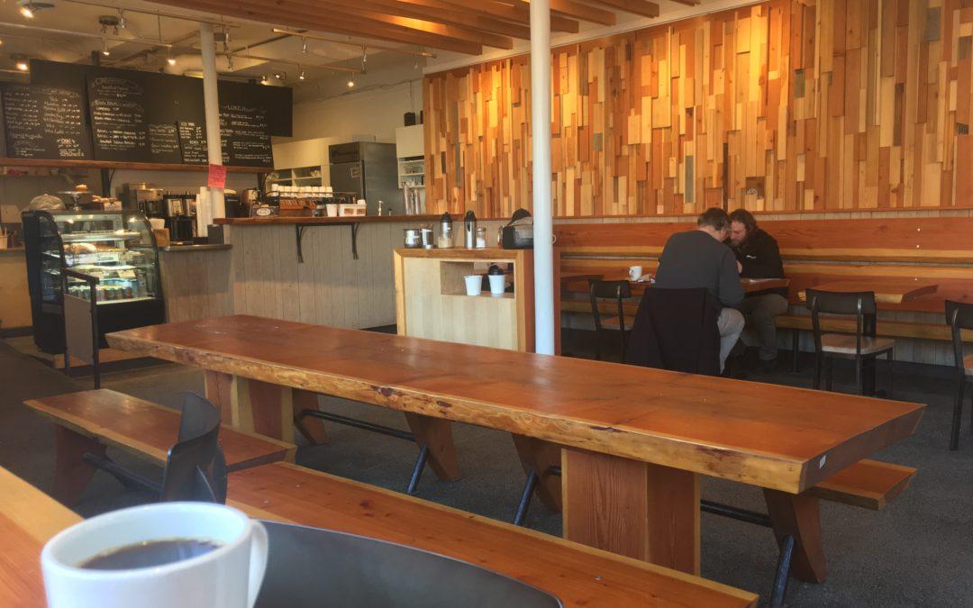 Spotlight on Sidewinders Coffee Company