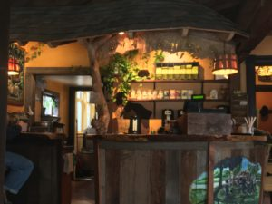 The Yellow Deli Nelson BC interior