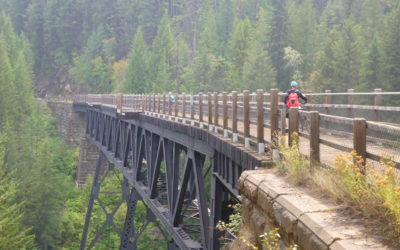Rail Trails of the West Kootenays